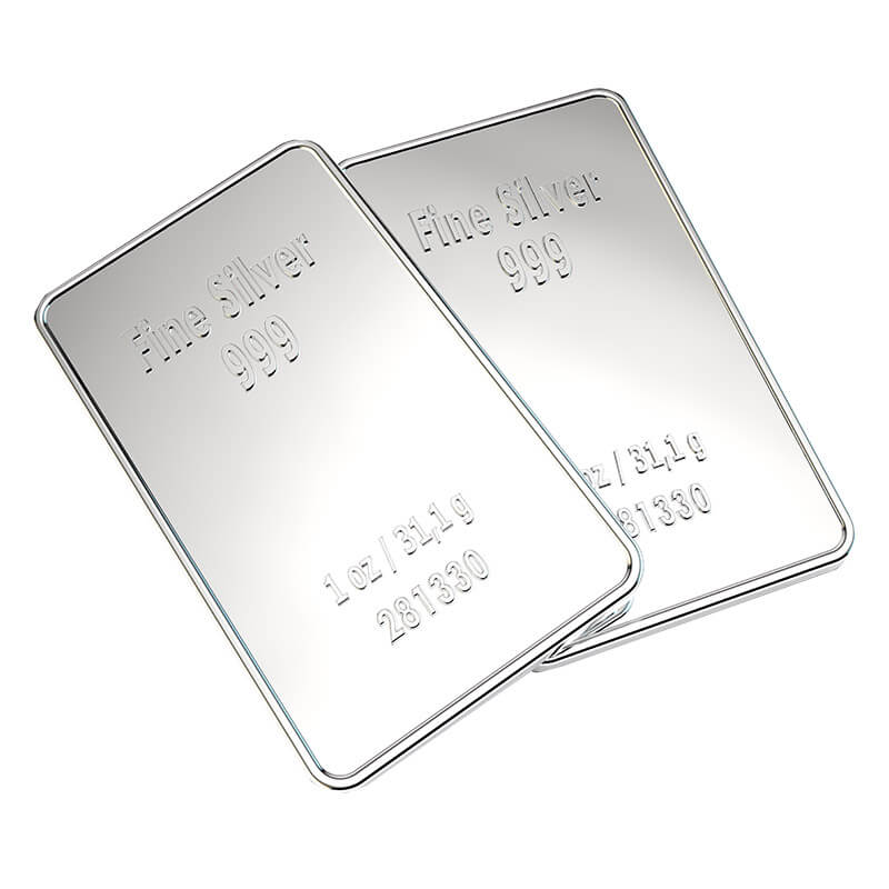1-oz Silver Bar