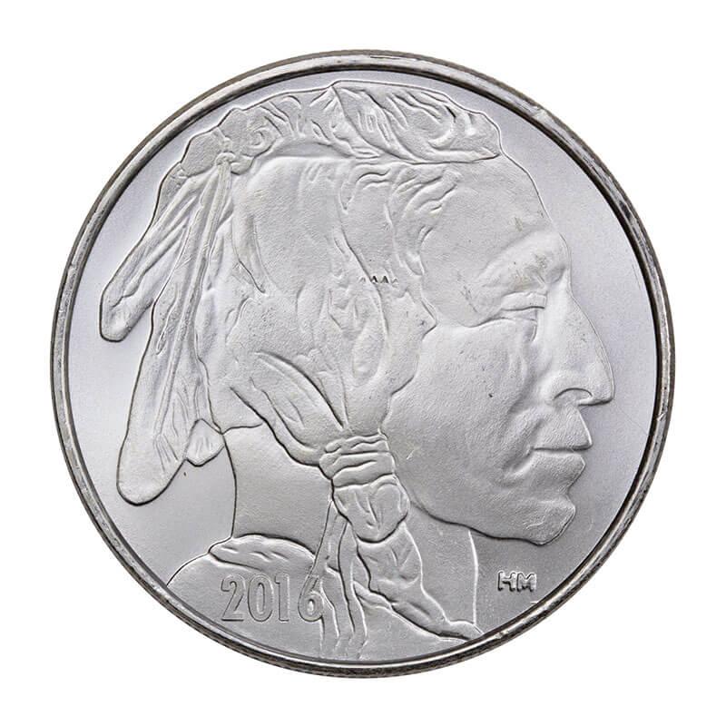 1-oz Silver Round