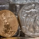 Gold Compressing Up As DOW Jumps and Palladium Goes Parabolic | Golden Rule Radio